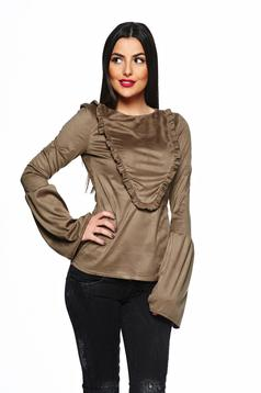Bluza StarShinerS Dating Style Brown