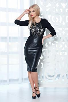 Rochie StarShinerS Rocking Girl Black