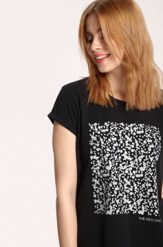 Tricou Top Secret S026264 Black