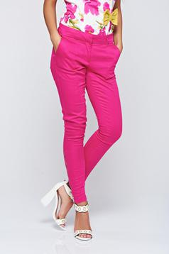 Pantaloni Top Secret S026417 Pink