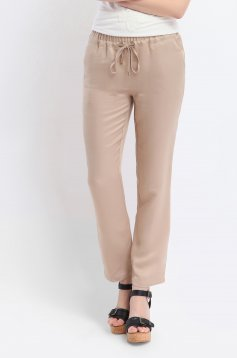 Pantaloni Top Secret S026420 Peach