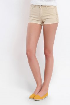 Pantalon Scurt Top Secret S026568 White