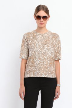 Bluza Top Secret S026600 Cream