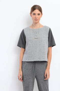 Bluza Top Secret S026604 Grey