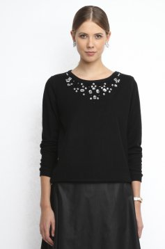 Bluza Top Secret S026625 Black