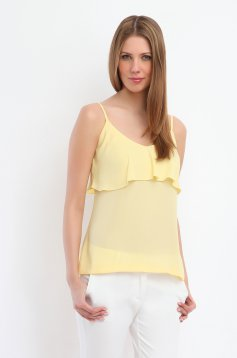 Bluza Top Secret S026650 Yellow
