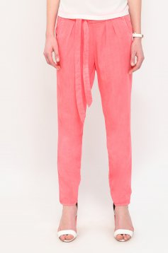 Pantaloni Top Secret S020097 Pink