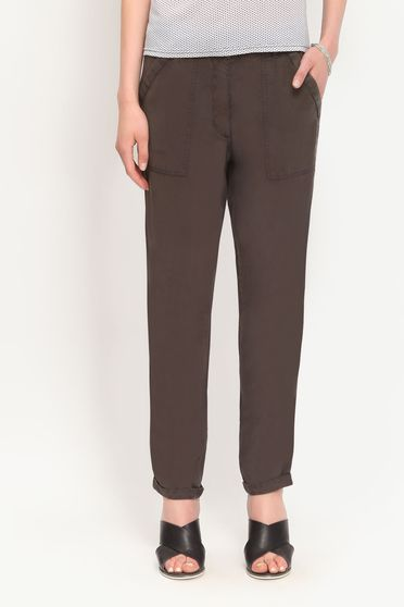 Pantaloni Top Secret S026740 DarkGrey