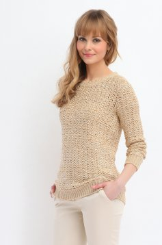 Pulover Top Secret S026817 Gold