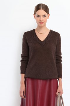 Pulover Top Secret S026823 Brown