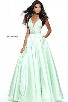 Rochie Sherri Hill 50964 Green