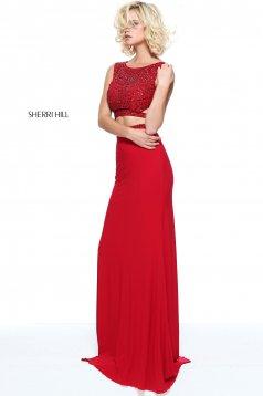 Rochie Sherri Hill 50805 Red