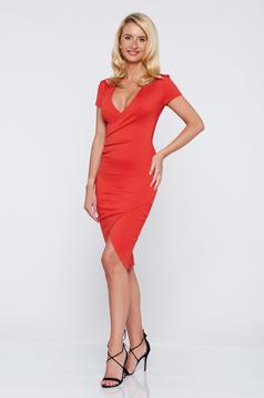 Rochie StarShinerS Fantastic Color Coral