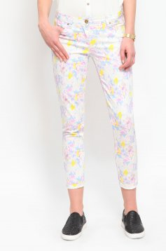 Pantaloni Top Secret S027330 White