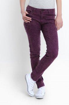 Pantaloni Top Secret S027417 Purple