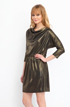Rochie Top Secret S027439 Gold