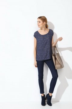 Tricou Top Secret S027471 DarkBlue