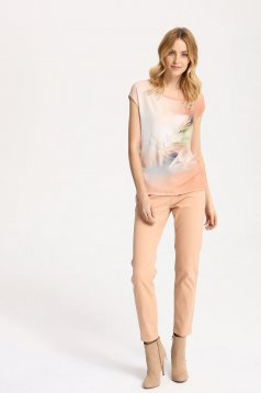 Tricou Top Secret S027472 Peach