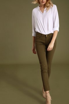 Pantaloni Top Secret S027492 Green