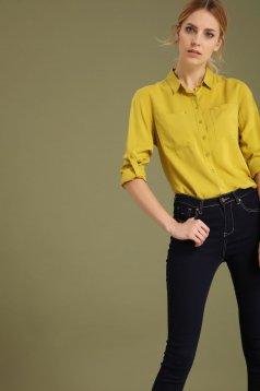 Camasa Top Secret S027531 Yellow