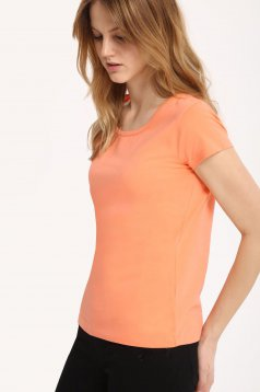 Tricou Top Secret S027540 Orange