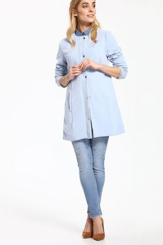 Trench Top Secret S027551 Blue