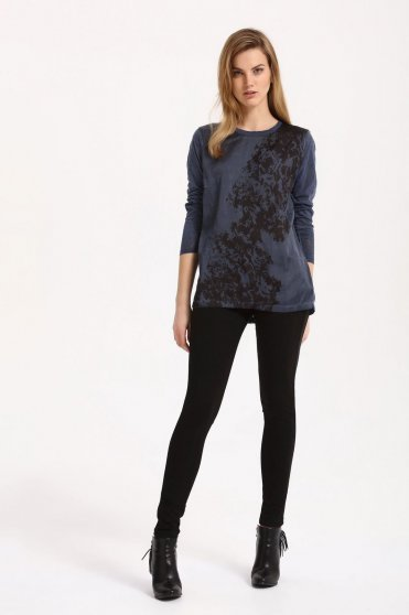 Bluza Top Secret S027564 DarkBlue