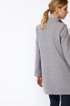 Palton Top Secret S027582 Grey