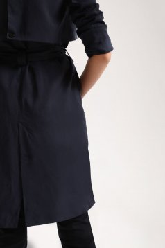 Palton Top Secret S027592 DarkBlue