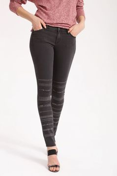 Pantaloni Top Secret S027602 DarkGrey
