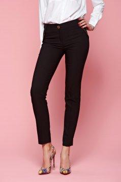 Pantaloni PrettyGirl Office Day Black