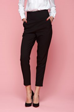 Pantaloni PrettyGirl Final Move Black