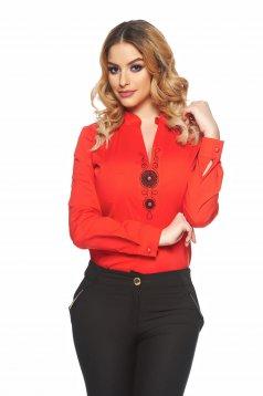 Camasa LaDonna Daily Look Red