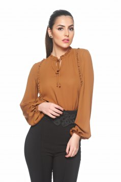 Bluza LaDonna Emotional Feelings Brown