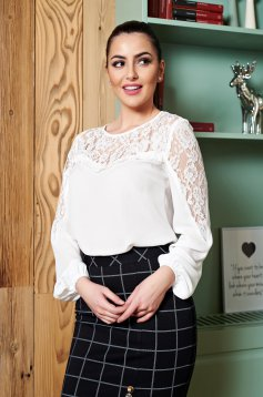Bluza LaDonna Finest Mood White