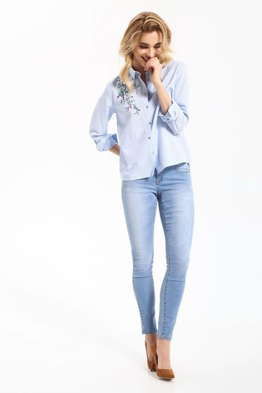 Camasa Top Secret S027711 Blue