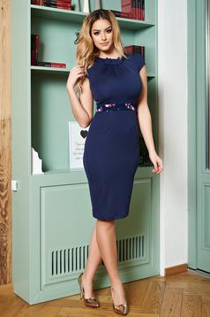 Rochie Fofy Simply Accents DarkBlue