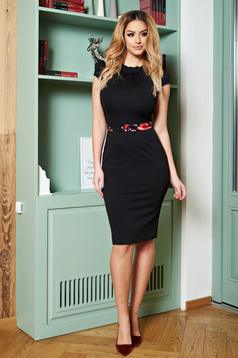 Rochie Fofy Simply Accents Black