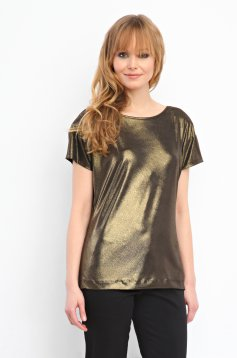 Bluza Top Secret S027872 Gold