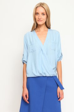 Camasa Top Secret S027876 Blue