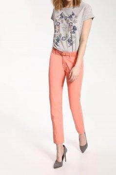 Pantaloni Top Secret S027923 Orange