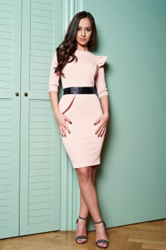 Rochie Artista Magic Look Peach