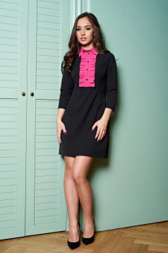 Rochie Artista Office Glam Black