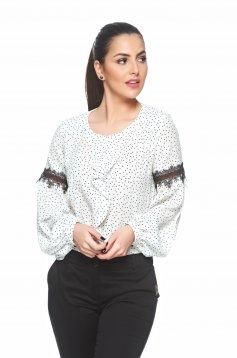 Bluza LaDonna Perfect Class White