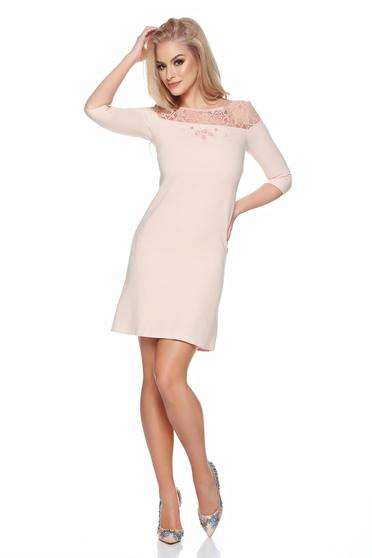 Rochie LaDonna Stylish Joy Peach