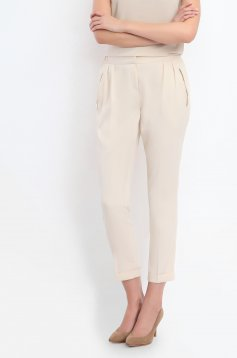 Pantaloni Top Secret S028014 Peach