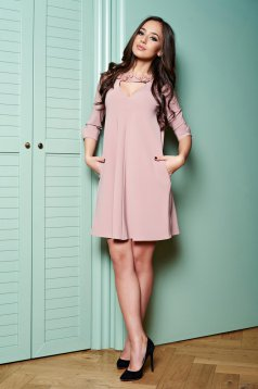 Rochie LaDonna Sweet Dedication Peach