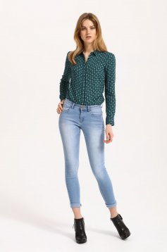 Camasa Top Secret S028178 Green