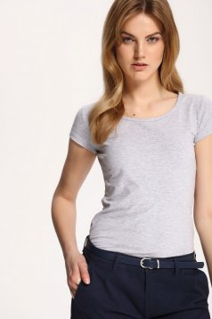 Tricou Top Secret S028203 Grey