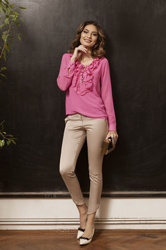 Bluza PrettyGirl Beautiful Girl Pink